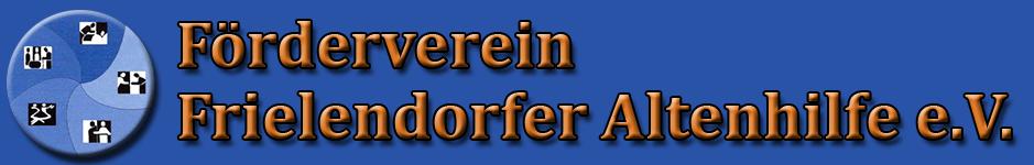 Förderverein Frielendorfer Altenhilfe e.V.